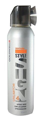 Goldwell Style Sign Texture Unisex, Unlimitor Sprühwachs, 150 ml, 1er Pack (1 x 1 Stück)