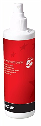 2x-5-star-screen-and-keyboard-cleaner-pump-spray-anti-static-non-hazardous-250ml