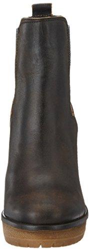 Hilfiger Denim - C1385leo 1a, Stivali bassi con imbottitura leggera Donna Nero (Nero (black 990))