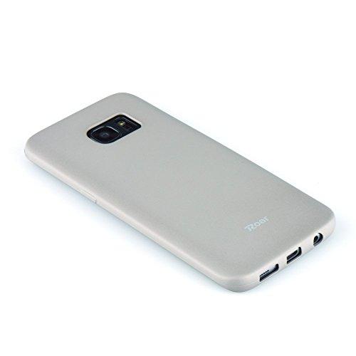 Roar 999356146987226 Colorful Jelly Case für Apple iPhone 6G/6S Plus semi transparent grau