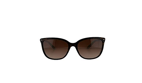 dbdfe05de89 Tiffany   Co. TF4105HB Sunglasses Havana Blue w Brown Gradient Lens 55mm  81343B TF4105-H-B Tiffany Co. TF 4105HB TF 4105-H-B  Amazon.co.uk  Clothing