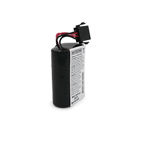 Batteria BATCS740 compatibile BAT-MCS740-2 x 3.6V 3.5Ah LiSoCl2 - VISONIC