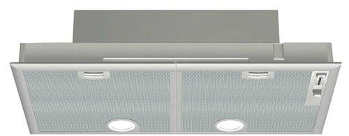 Bosch serie 4 – Campana decorativo 70cm gris metalizado 600m3/h clase de eficiencia energetica d