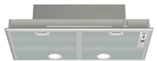 Bosch serie 4 - Campana decorativo 70cm gris metalizado 600m3/h clase de...
