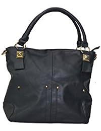 Senora Handbag For Women (Colour-Black)
