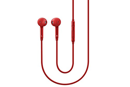 Samsung Stereo Headset In-Ear-Fit, rot -