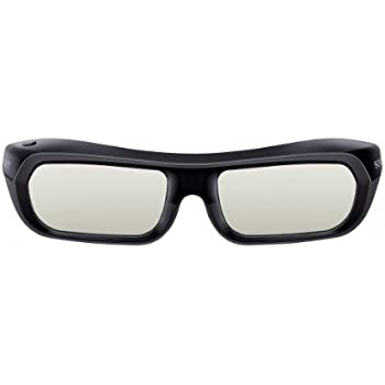 Sony TDG-BR250 3D Active Shutter Glasses - Black
