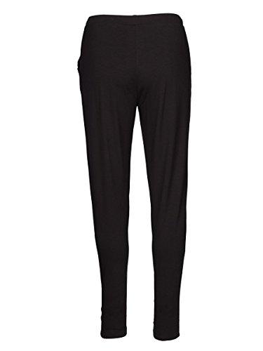 DAILY'S IRELAND Damen Sweathose mit elastischem Bund aus Lyocell und Elasthan - soziale fair trade Kleidung, Mode vegan und nachhaltig Color black, Size S - 2