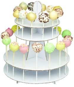 Kitchen Craft Sweetly Does It Support de décoration pour cake pops
