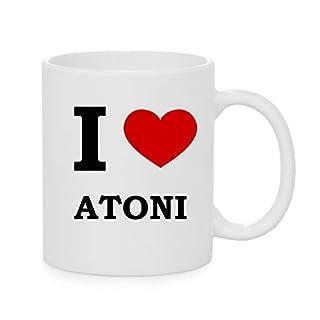 I Heart Atoni ( Love ) Official Mug
