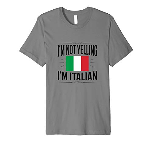 2646fc60e Funny italian t-shirt the best Amazon price in SaveMoney.es