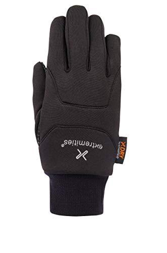 Herren Sticky (Extremites Herren Extremities Waterproof Sticky Powerliner Glove Handschuh, Schwarz, L)