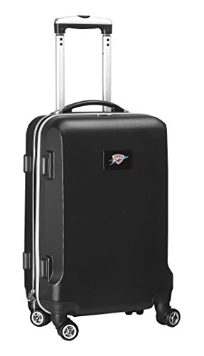 nba-oklahoma-city-thunder-carry-on-hardcase-spinner-black