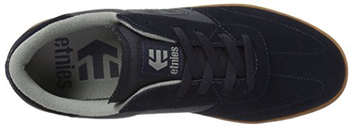 Etnies Herren Lo-Cut Skateboardschuhe Blau (NAVY/GUM/460)