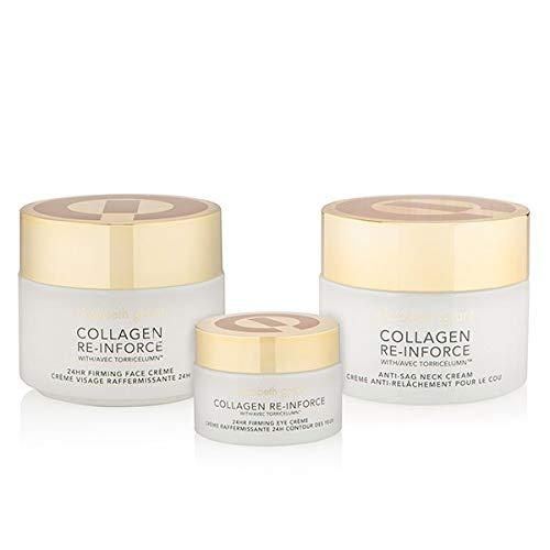 15369779d311 ... Hydra Moist Vitamin C5 S. Elizabeth Grant Collagen Supersize Skin  Strengthening Trio Face Cream 100ml, Eye Cream 30ml and Neck