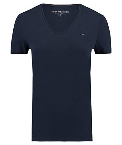 Tommy Hilfiger Damen T-Shirt blue (82) 38