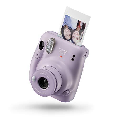 Oferta de Instax Mini 11 - Cámara instantánea, Lilac Purple, Compacto