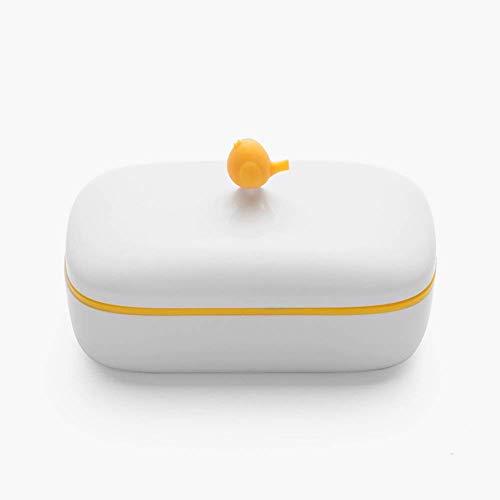T & B Cute Soap Box Vogel-Motiv -