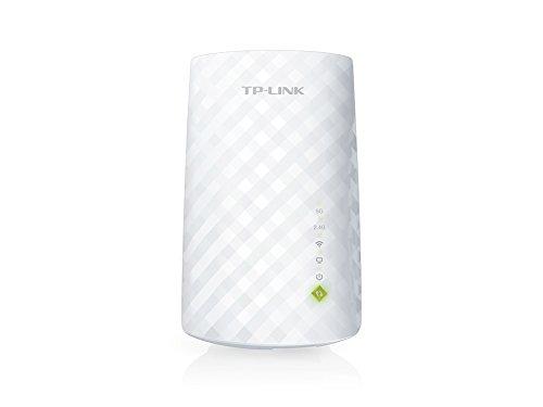 TP-Link AC750 Dualband WLAN Repeater RE200(433 Mbit/s(5GHz)+300 Mbit/s(2,4GHz), 1 Port, WPS, kompatibel mit allen WLAN Geräten) - 4