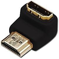 Digitus 671023HDMI Adapter, Type A, 90grados ángulo recto