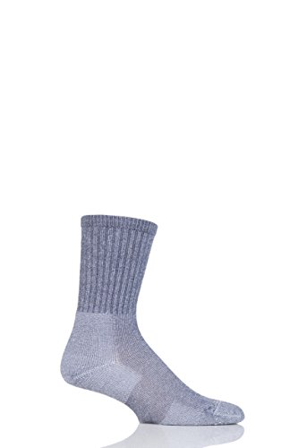 Mens and Ladies 1 Pair Thorlos Ultra Light Hiker Crew Socks