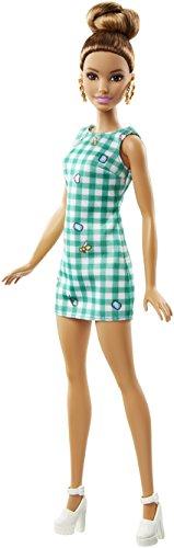 Barbie Perücke - Barbie Mattel DVX72 - Fashionistas Puppe