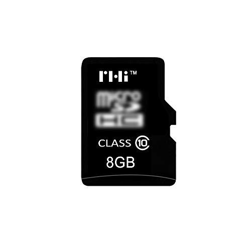 OWSOO Speicherkarte 8G TF-Karte Gilt für Telefone, Kameras, Türklingel und weitere Geräte zum Lesen Schreiben