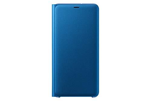 Samsung EF-WA750 Wallet Cover für Galaxy A7 (2018) Blau - Samsung Galaxy Wallet