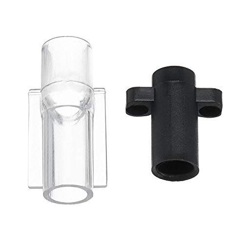 ears T Piece Set for NWELL M4 Gel Ball Blasting Water Gun Replacement Accessories ()