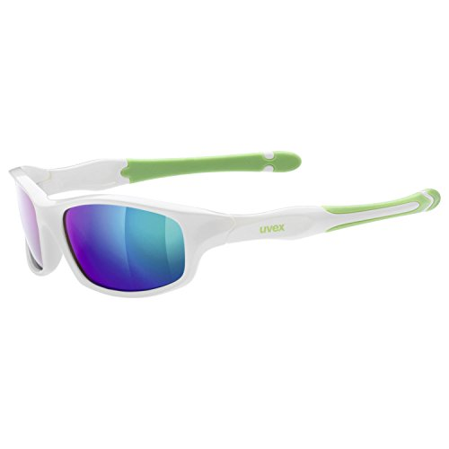 Uvex Sportstyle 507, Color:white green