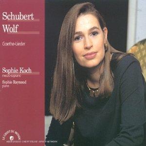 Sophie Koch : Goethe Lieder [Import anglais]