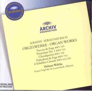 Bach, J.s.: Organ Works 0