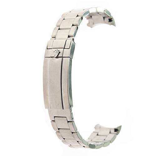 ROUHO Edelstahl 20Mm 21Mm Gurt Für Rolex Wassergeister-Serie Daytona Serie Cosmic Timing-20mm