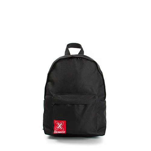 MUNICH - Mochila Mini Ligera Multifuncional Backpack Unisex - Color Negro