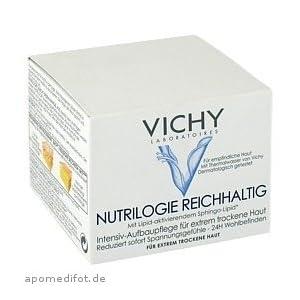 Vichy nutril ogie reichhaltig Crema 50ml