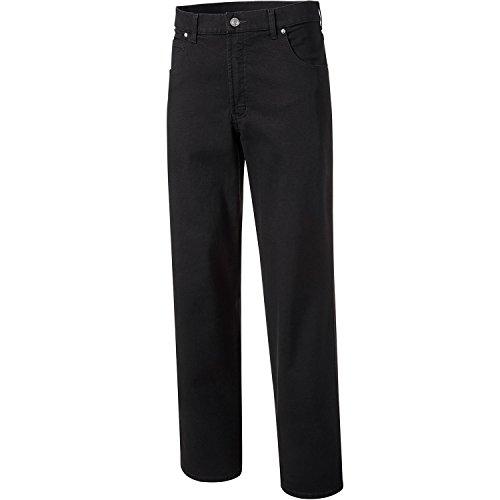 PIONIER WORKWEAR Herren 5-Pocket-Jeans ohne Zollstocktasche in schwarz (Art.-Nr. 8363) schwarz,Größe 0000 -