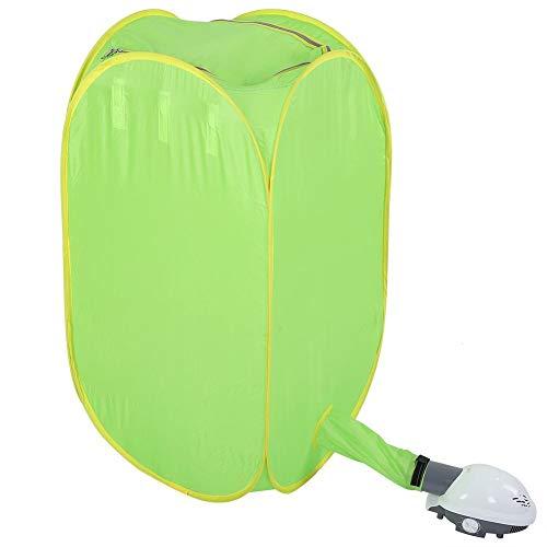 Garosa 800 Watt Tragbar Kleidung Trockner Faltbar Kleidung Wäscheständer Energieeinsparung Elektrisch Mini Schnell Trocknend Maschine für Wohnung Schlafsäle(EU)