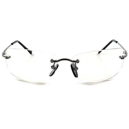 Kiss Brillen in neutralen CULT MOVIE - stil MATRIX AGENT SMITH - optischen rahmen VINTAGE mann frau SQUARE unisex - SCHWARZ