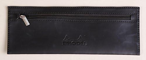 Clairefontaine Rhodia ePure Trousse Plate en simili cuir cuir cuir 22 x 8,5 cm B016QY41F8 | Qualité Et Quantité Assurée  1fae28