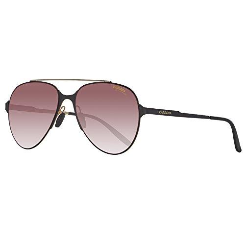 Carrera Unisex-Erwachsene 113-S-1PW-W6 Sonnenbrille, Schwarz (Black), 57
