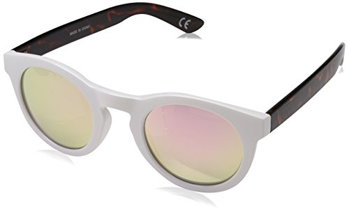Vans Damen LOLLIGAGGER SUNGLASSES Sonnenbrille, White Matte-Tortoise, 1
