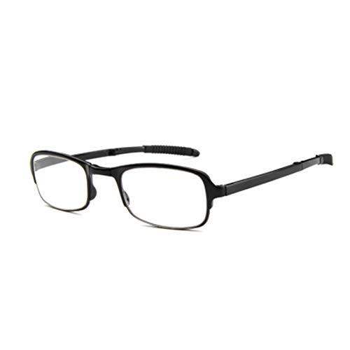 Inlefen lesen Brille Herren Damen tragbar Faltbar Biegbar Lesebrille