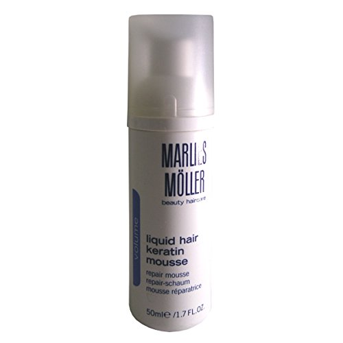MARLIES MÖLLER Liquid Hair Keratin Mousse, 1er Pack, (1 x 50 ml) (Haar-schaum)