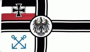 Yantec Flagge Reichsflagge der Lotzen Fahne 90 * 150 cm