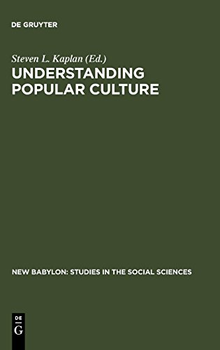 Understanding Popular Culture: Europe from the Middle Ages to the Nineteenth Century: Europe from the Middle Ages to the 19th Century (New Babylon, Band 40)