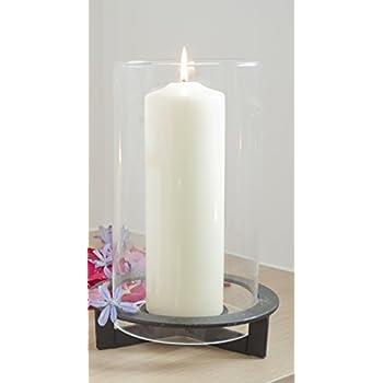 gro es windlicht laterne mit glas aus metall eisen f r. Black Bedroom Furniture Sets. Home Design Ideas