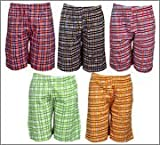 Spictex Boys' Cotton Shorts (Pack Of 5) ...