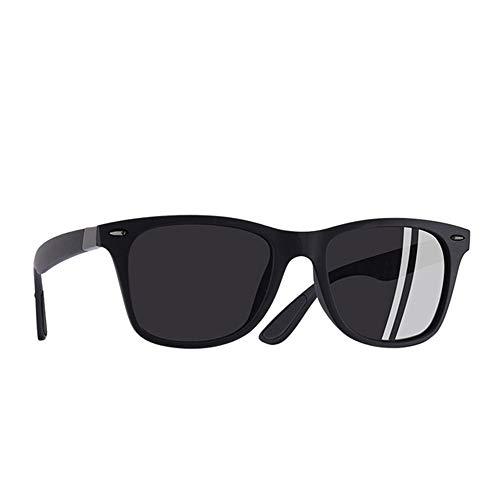 Preisvergleich Produktbild Wang-RX Tr90 Polarisierte Sonnenbrille Männer Frauen Fahren Platz Stil Sonnenbrille Männliche Schutzbrille Uv400 7 Farben