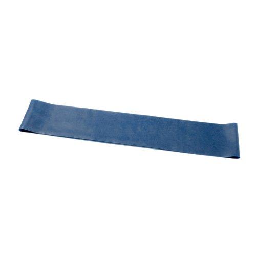 "CanDo Band Exercise Loop - 15\"" Long - blue - heavy, 10 each"