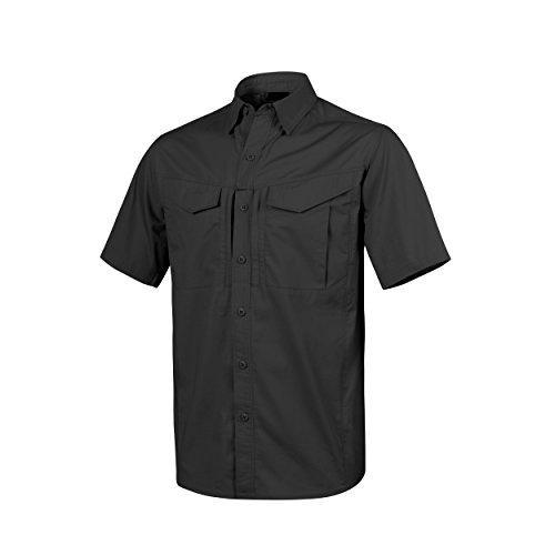 Helikon-Tex Defender Mk2 Short Sleeve Shirt Schwarz-XL